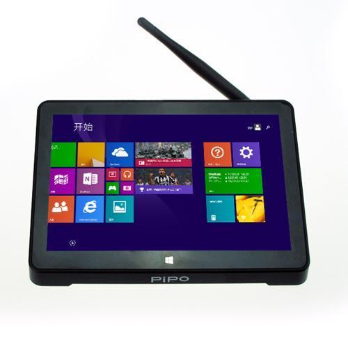 "Mini PC Tactile 7"" Pipo x8 32Go - Windows et Android"