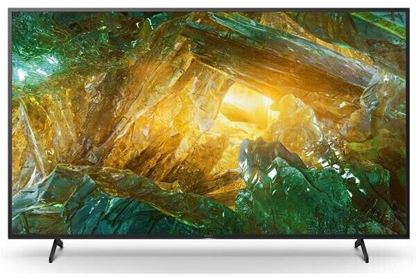 "TV 55"" Sony KE-55XH8096 - 4K UHD, LED, Android TV, Dolby Atmos & Vision"
