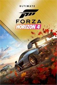 Forza Horizon 4 Ultimate sur Xbox One & Series - PC Windows 10 (Dématérialisé - Store Islande)