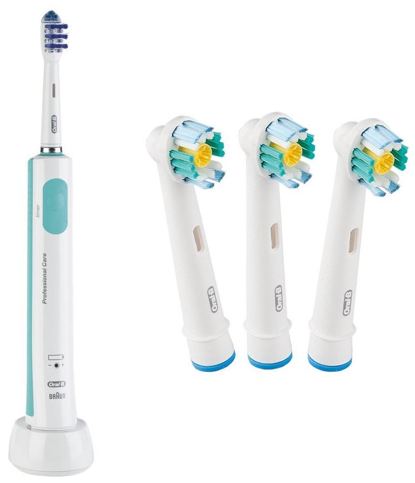 15€ de remise immédiate sur un pack Oral-B (une brosse à dents, un pack de brossettes et un dentifrice Oral-B)
