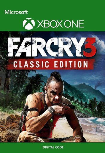 Far Cry 3 Classic Edition sur Xbox One & Series X|S (Dématérialisé)