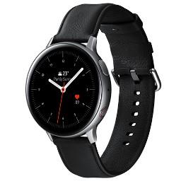 Montre connectée Samsung Galaxy Watch Active2 4G - Acier Argent, 44mm