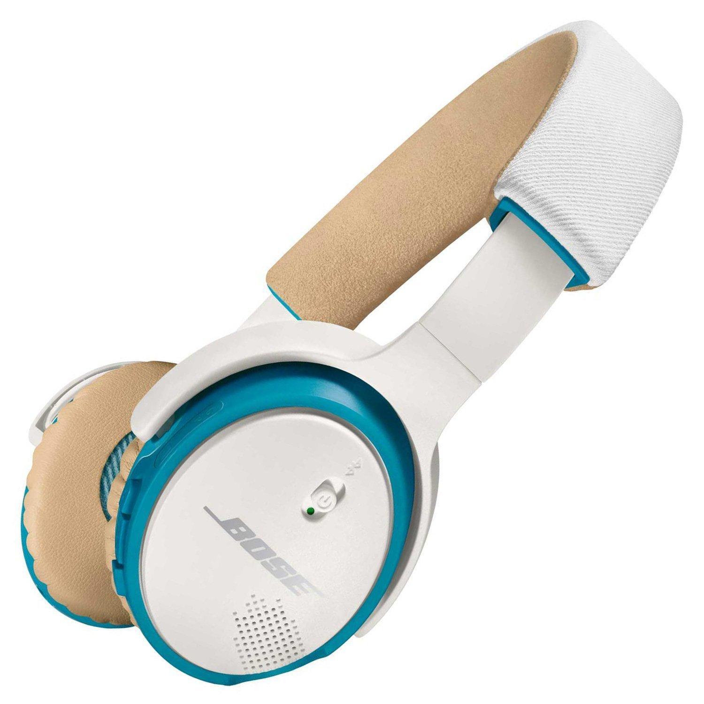 Casque bluetooth Bose SoundLink On Ear - Blanc