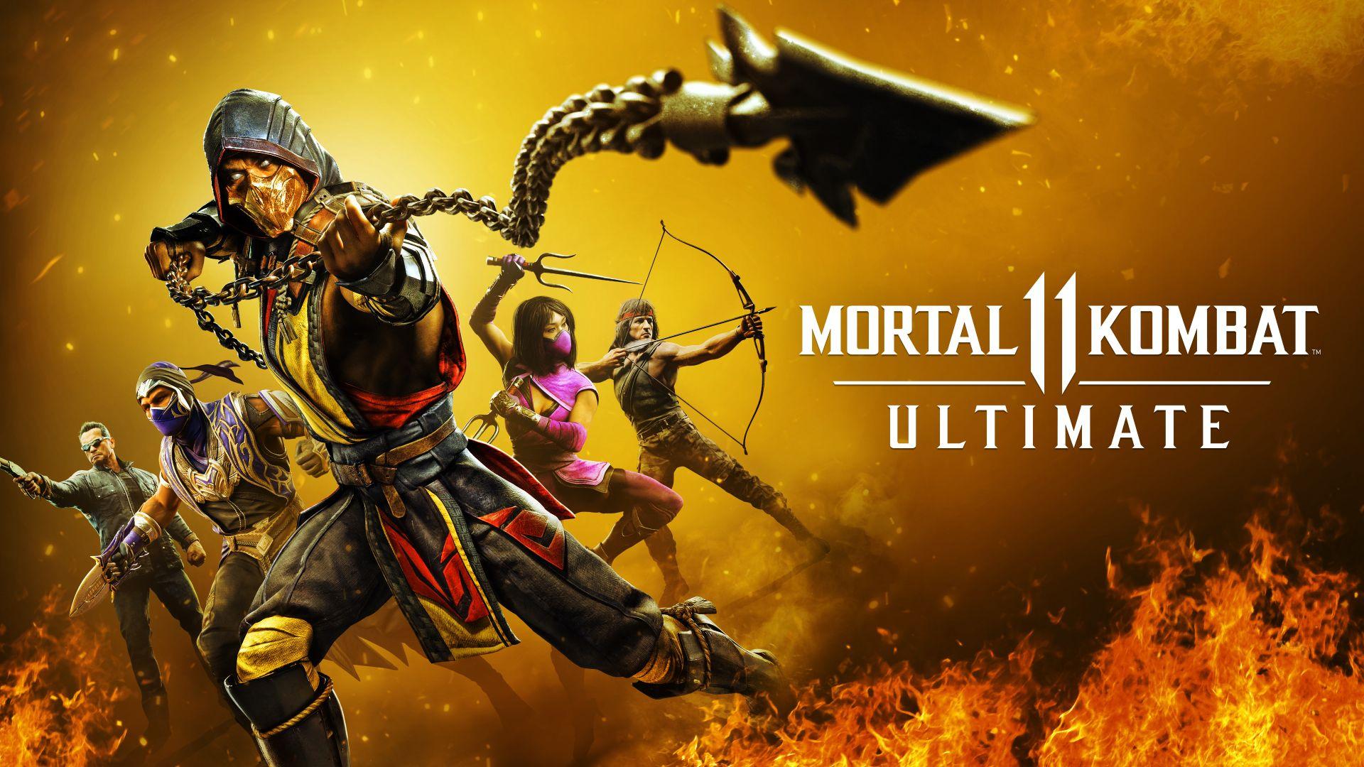 Jeu Mortal kombat 11 ultimate sur PC (Dématérialisé, Steam)