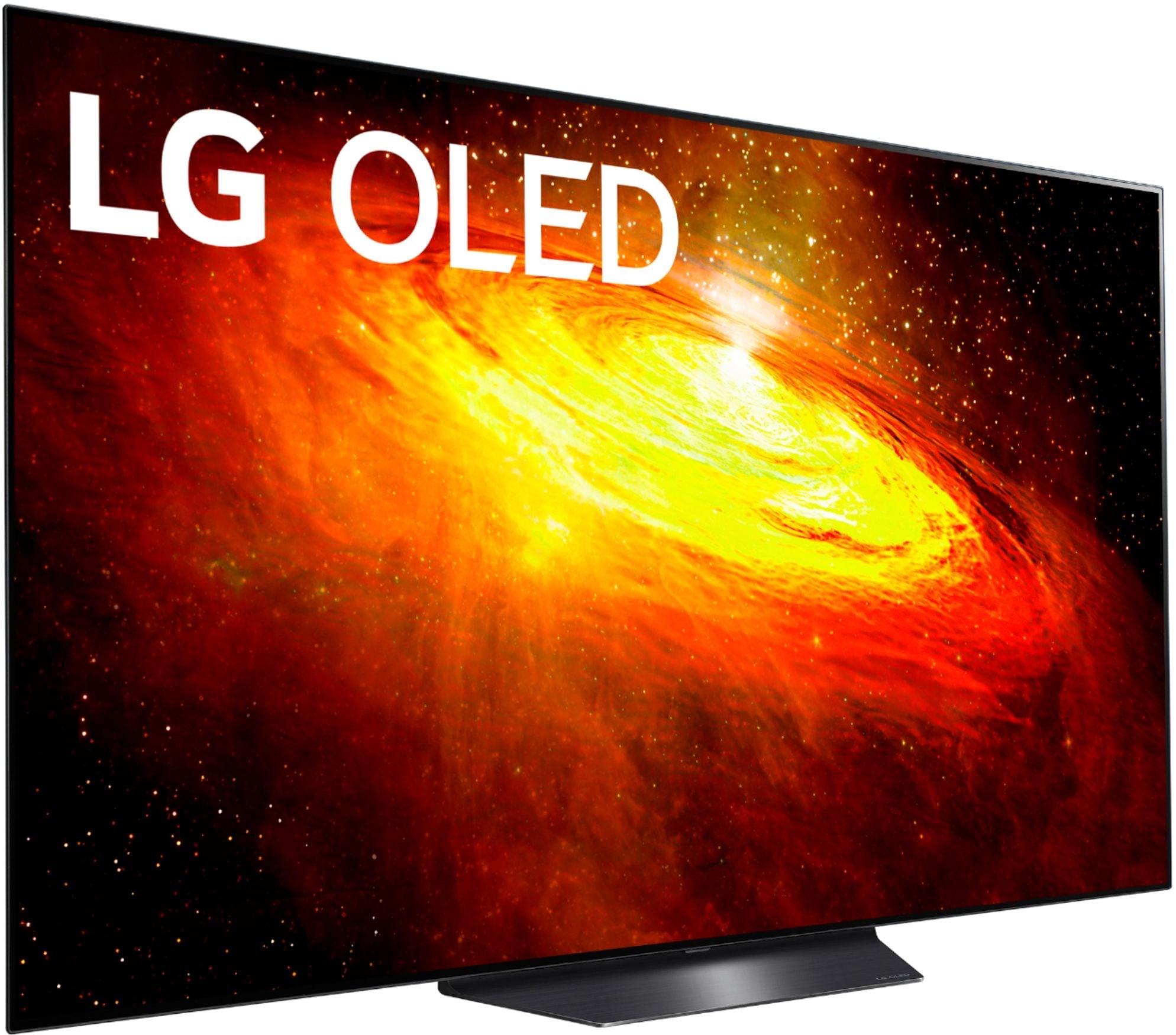 "[CDAV] TV 65"" LG OLED65BX3 - 4K, OLED, Cinéma HDR, Dolby Vision iQ & Dolby Atmos, Dalle 100Hz, HDMI 2.1, FreeSync/G-Sync,Smart TV"