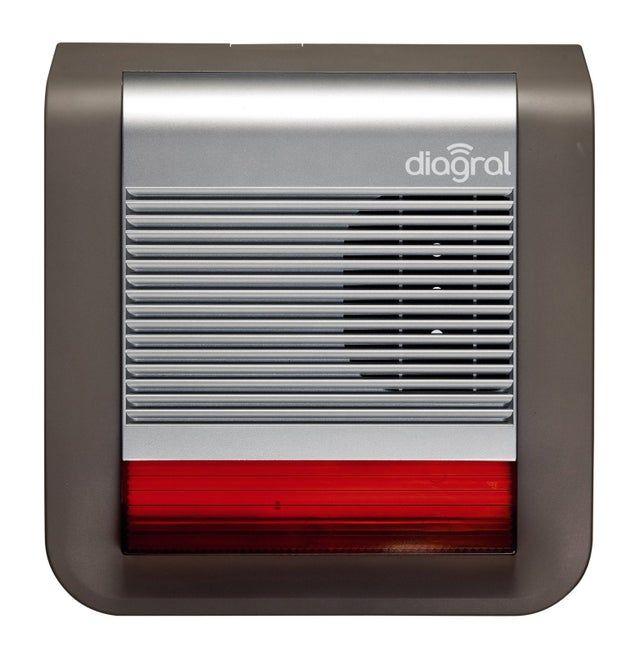Sirène extérieure flash DIAGRAL Diag50aax