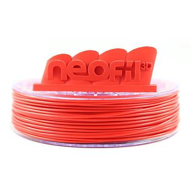 Sélection de bobines filament 3D de 2.85mm (ABS ou PLA) en promotion - Ex : Bobine Neofil3D ABS 750g - Rouge (Frais de port inclus)
