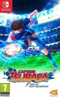 Captain Tsubasa: Rise of new Champions sur Switch