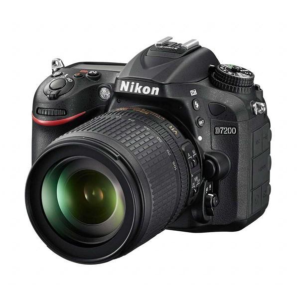Reflex 24,72 Mpix  Nikon 7200 + objectif AF-S DX 18-105mm f3.5-5.6G ED VR