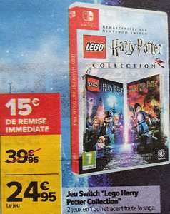 Lego Harry Potter Collection sur Switch
