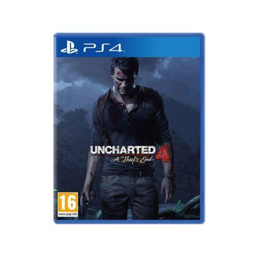 Précommande : Uncharted 4 sur PS4