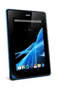 """Tablette tactile 7"""" Acer Iconia B1 - 8 Go, Android 4.1, WiFi"""