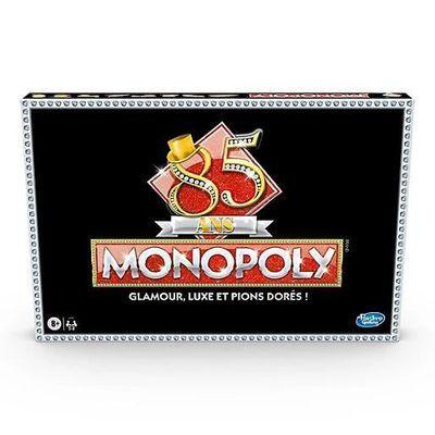 Jeu de société Monopoly - Édition 85 ans