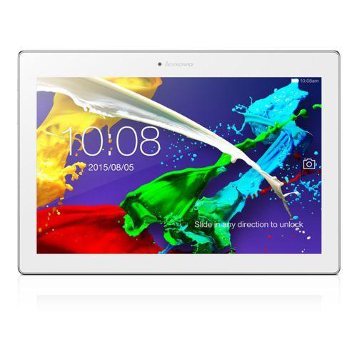 """Tablette 10.1"""" Lenovo Tab 2 A10-30 IPS (avec ODR de 30€)"""