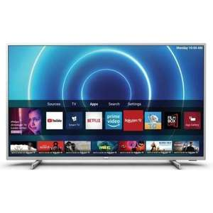 """TV 70"""" Philips 70PUS7555/12 - LED, 4K UHD, HDR 10+, Dolby Vision & Atmos, Smart TV"""