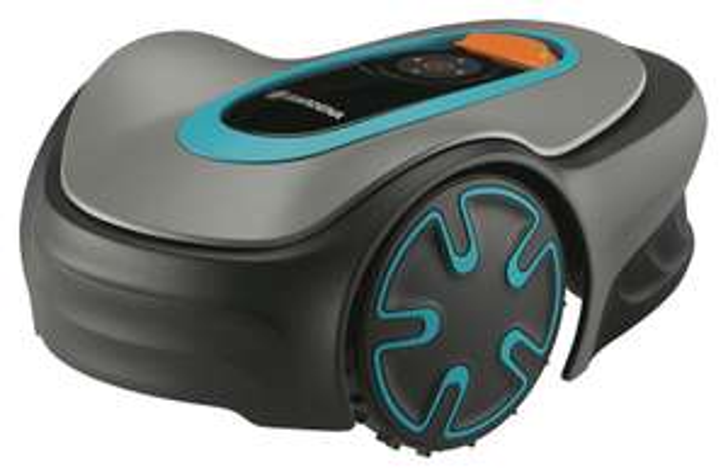 Robot tondeuse Gardena Sileno minimo 250