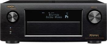Ampli-tuner Home Cinema Denon AVR-X4200W - noir