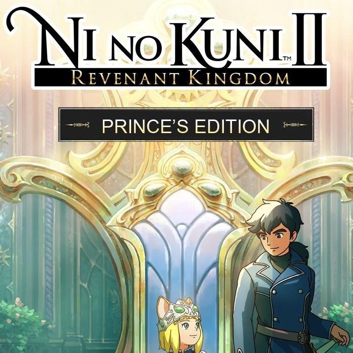 Ni no Kuni II : Revenant Kingdom Prince's Edition sur PC (Dématérialisé, Steam)