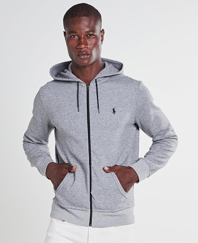 Sweat à capuche zippé Polo Ralph Lauren pour Homme - Tailles XS à L