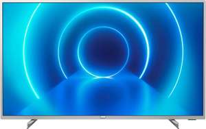 """TV 50"""" Philips 50PUS7555/12 - 4K UHD, LED, Smart TV, Dolby Atmos & Vision"""