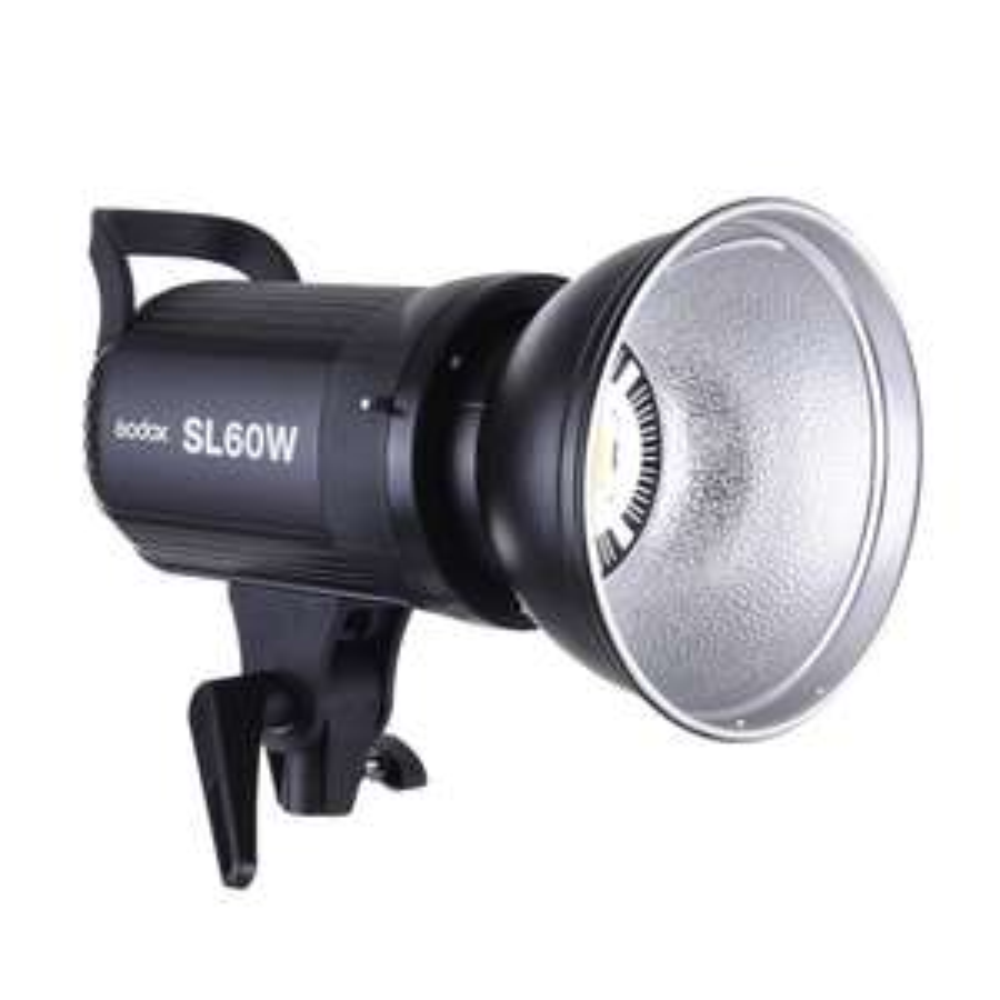 Lampe studio LED Godox SL60W - 60W, 5600K, 4500 lumens / 4100 lux (Entrepôt Allemagne) - TVA incluse