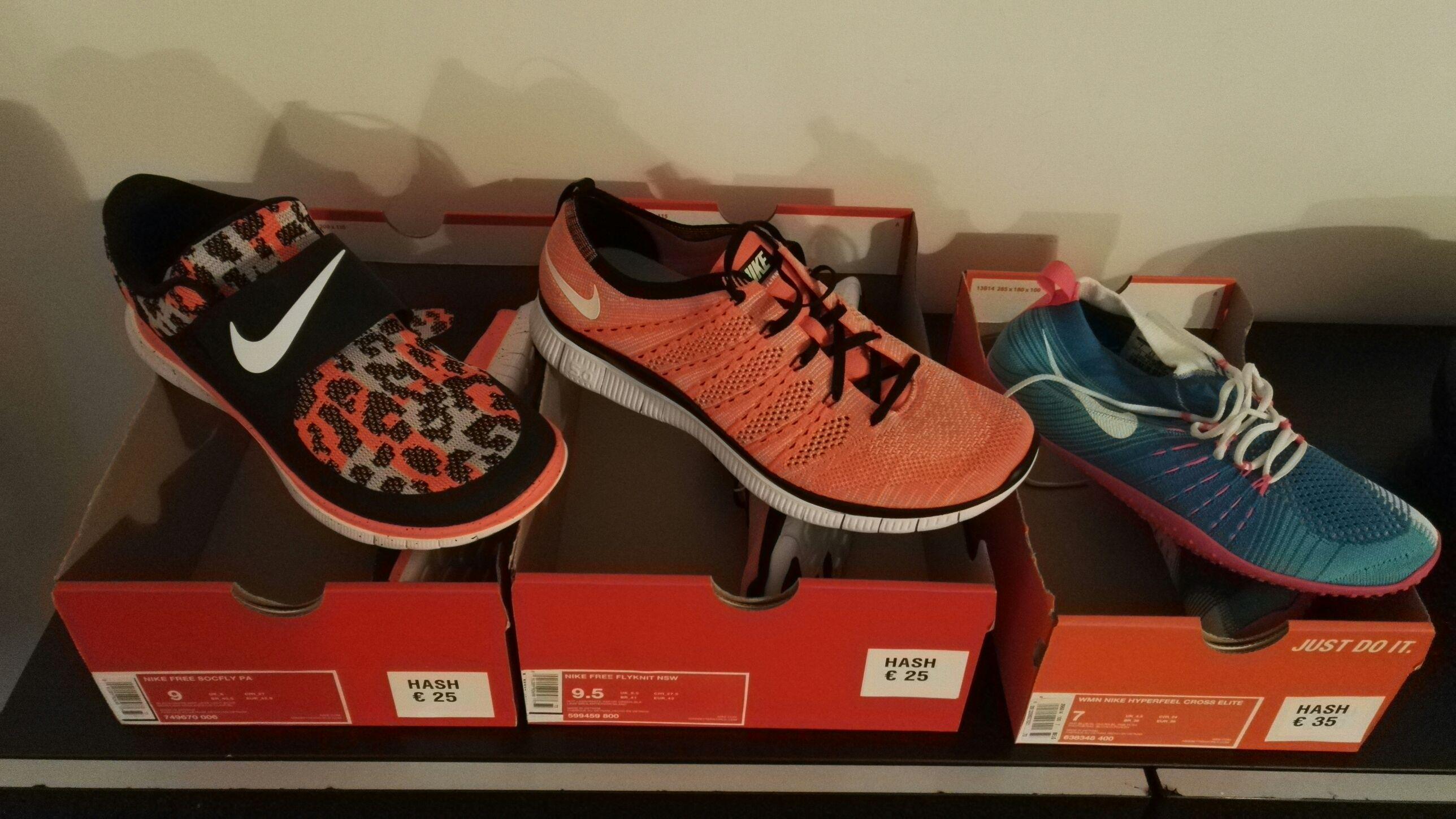 Sélection de chaussures en promotion - Ex : Chaussures Nike Free Run