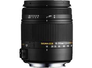 Objectif Sigma Macro 18-250 mm F3,5-6,3 DC OS HSM pour Canon