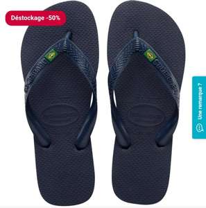 Tongs homme Havaianas Brasil - Taille 41 à 46