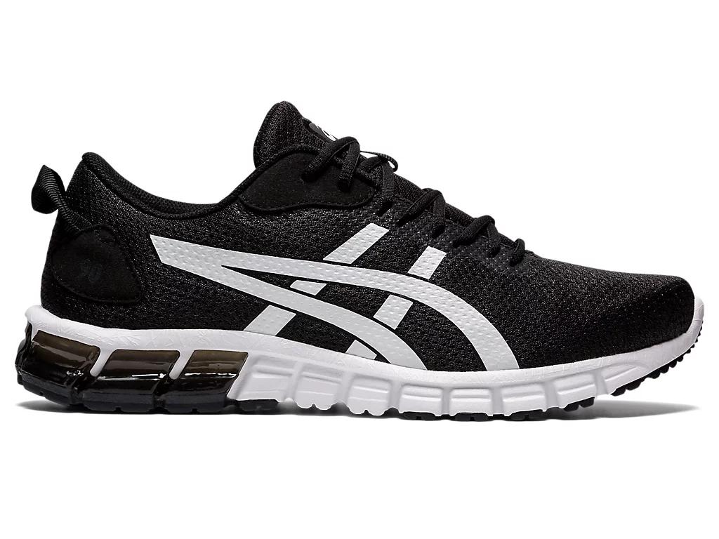 Chaussures Asics Gel-Quantum 90 - Noir/Blanc