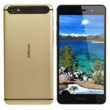 "Smartphone 5,2"" InFocus M560 - MT6753, 16 Go, RAM 2 Go, Full HD, 4G"