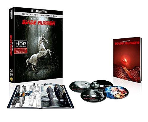 Coffret Blu-ray 4K UHD : Blade runner - 35eme anniversaire