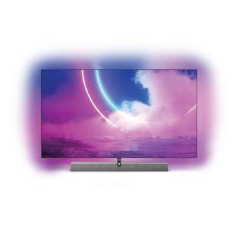 "TV 65"" Philips 65OLED935- OLED, 4K UHD, Smart TV, Barre de son intégré, Ambilight 4 Côtés"