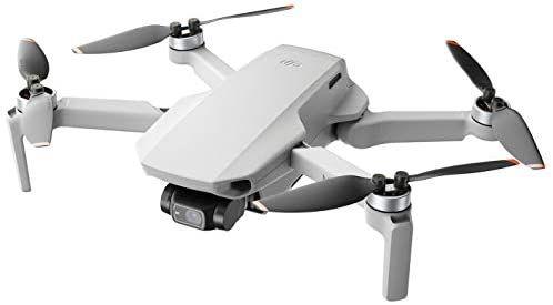 Drone quadricoptère DJI Mini 2 (3 axes)