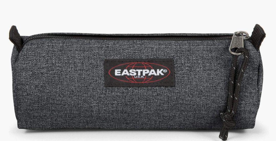 Trousse Eastpak Benchmark Single - 20.5cm, Gris (Black Denim)
