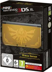 Console Nintendo New 3DS XL - Hyrule Edition