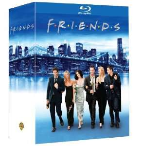Friends - L'intégrale saisons 1 à 10 Blu-ray