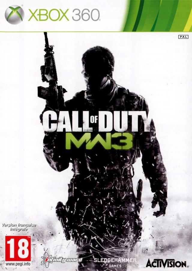 Call of Duty: Modern Warfare 3 sur Xbox 360