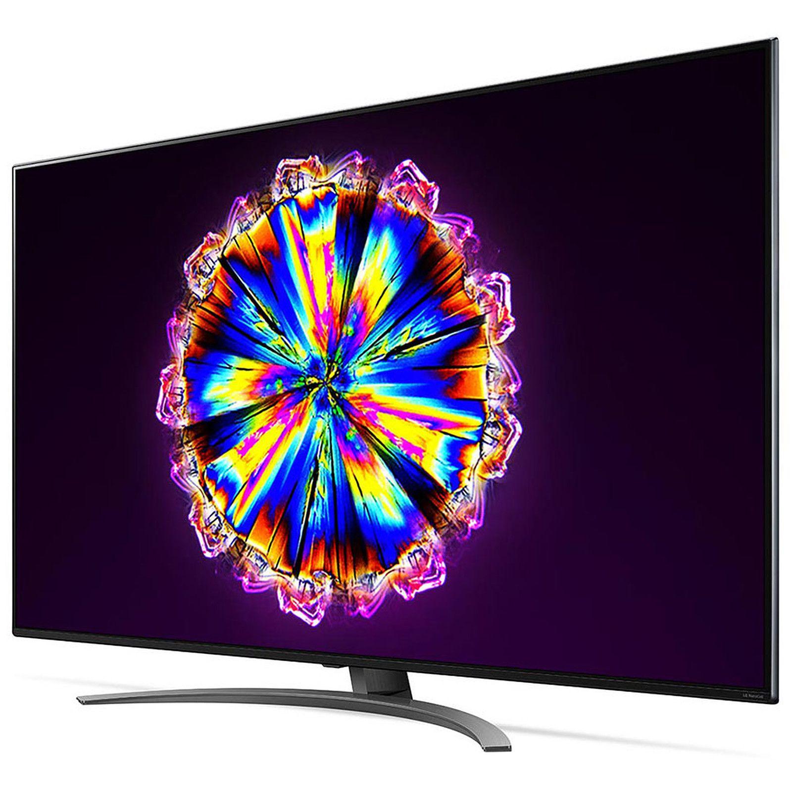 "TV 55"" LG NanoCell 55NANO916 - 4K UHD, HDR, LED, 100 Hz, Smart TV (Frontaliers Suisse)"
