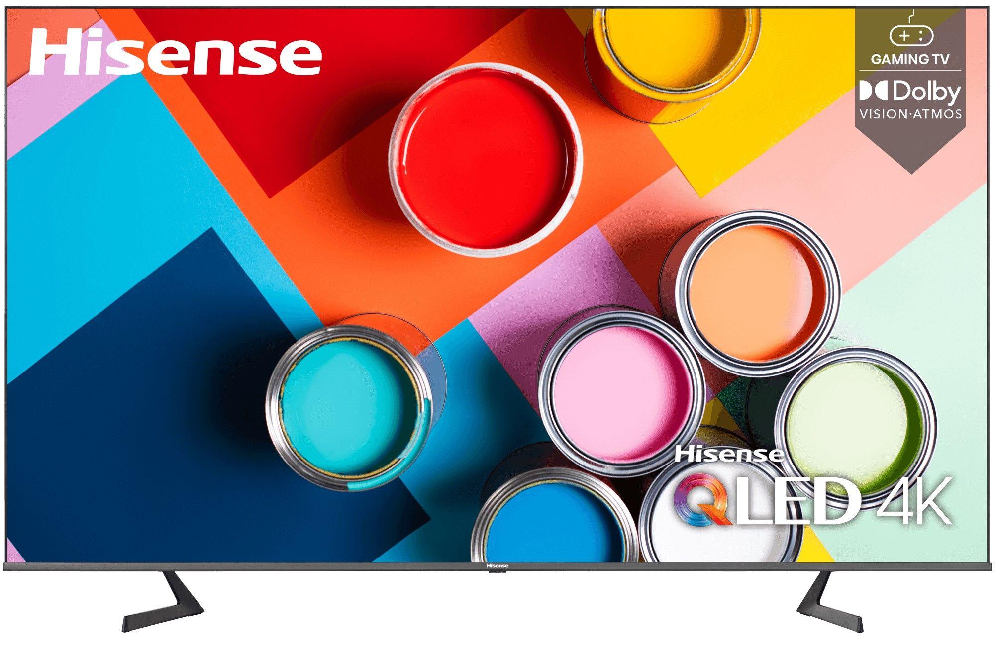 "TV 75"" Hisense75A7GQ (2021) - QLED, 4K, Dolby Vision, Smart TV (+ Jusqu'à 259.50€ en Rakuten Points) - Via ODR de 200€ (Boulanger)"