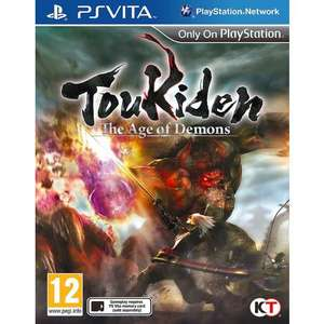 Toukiden: The Age of Demons sur PS Vita