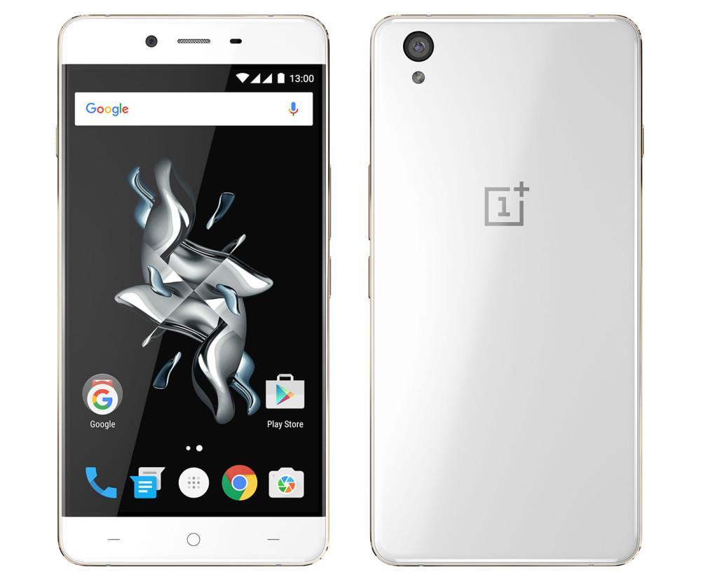"Smartphone  5"" OnePlus X - 16 Go, blanc"