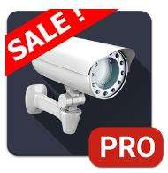 Application Tinycam Monitor Pro sur Android