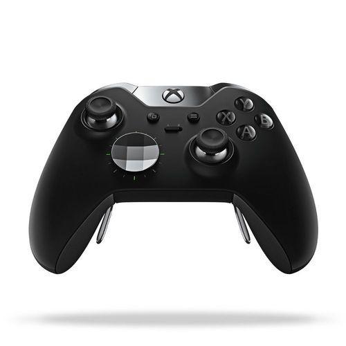 Manette sans fil Microsoft Elite pour Xbox One