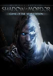 Jeu Middle-earth : Shadow of Mordor sur PC - Edition Game Of The Year (Dématérialisé - Steam)