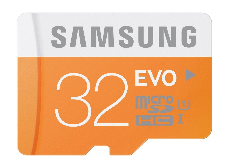 Carte microSDHC Samsung Evo Classe 10 - 32 Go