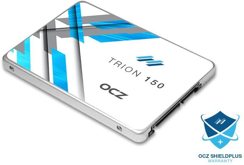 "SSD 2.5"" OCZ Trion 150 - 240 Go (mémoire TLC)"