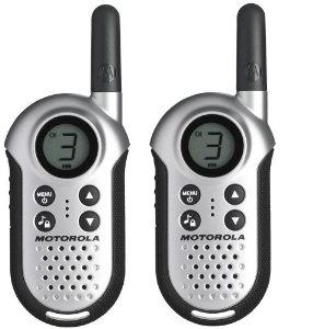Motorola TLKR T4 Talkies walkies 8 canaux portee jusqu'a 6 km