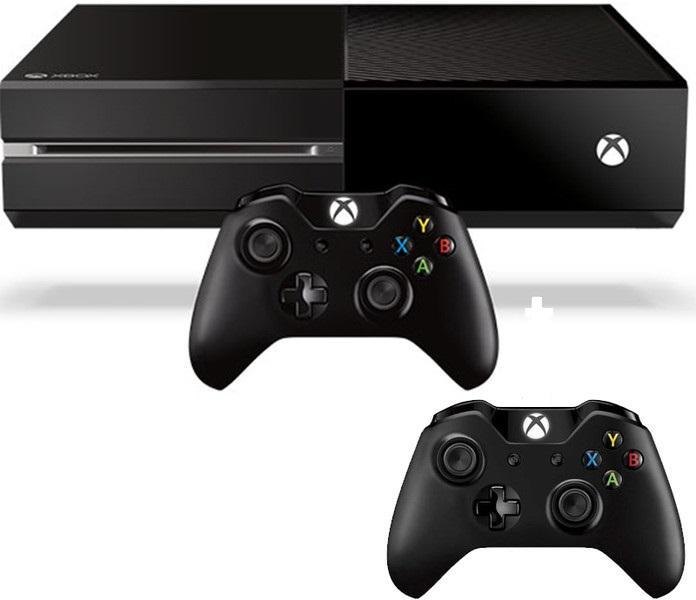 Console Microsoft Xbox One 500Go + 2ème Manette (Prise Jack)