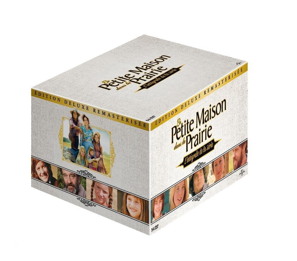 Coffret 54 DVD : La Petite maison dans la prairie - L'intégrale Édition Deluxe Remastérisée