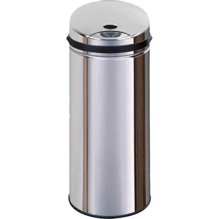 Poubelle automatique Frandis Sensor - 45 L, différents coloris